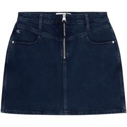 vaatteet Naiset Hame Calvin Klein Jeans J20J214581 Sininen