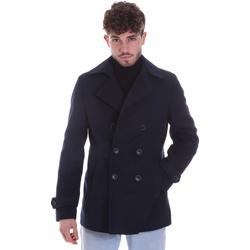 vaatteet Miehet Paksu takki Sseinse GBI625SS Sininen