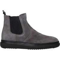 kengät Miehet Bootsit IgI&CO 6115600 Musta