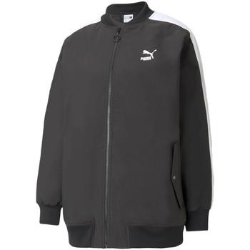 vaatteet Naiset Pusakka Puma 530275 Musta