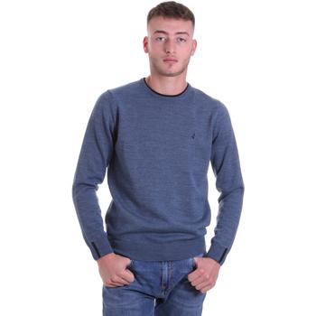 vaatteet Miehet Neulepusero Navigare NV10217 30 Sininen