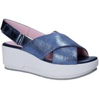 kengät Naiset Sandaalit ja avokkaat Stonefly 110333 Sininen