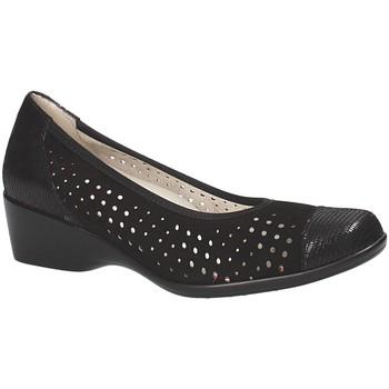 kengät Naiset Balleriinat Melluso R30520 Musta