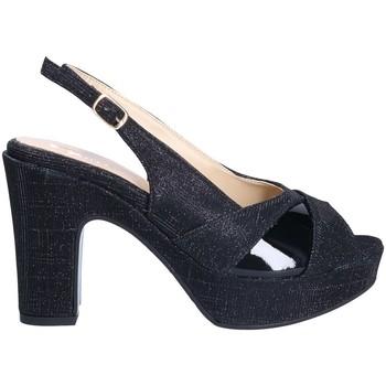 kengät Naiset Korkokengät Grace Shoes LN 093 Musta