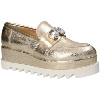 kengät Naiset Mokkasiinit Grace Shoes 1312 Keltainen