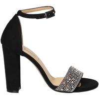 kengät Naiset Sandaalit ja avokkaat Grace Shoes 1388 Musta