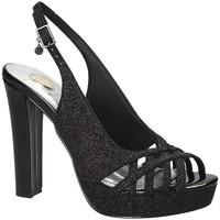 kengät Naiset Korkokengät Osey SA0552 Musta