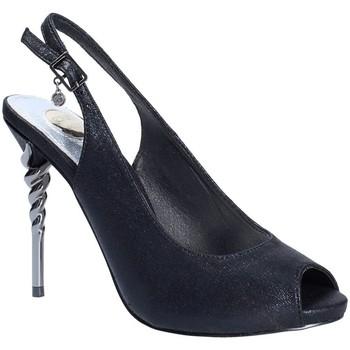 kengät Naiset Korkokengät Osey SA0554 Musta