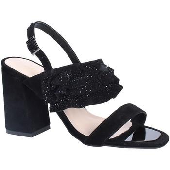 kengät Naiset Sandaalit ja avokkaat Alma En Pena V18281 Musta
