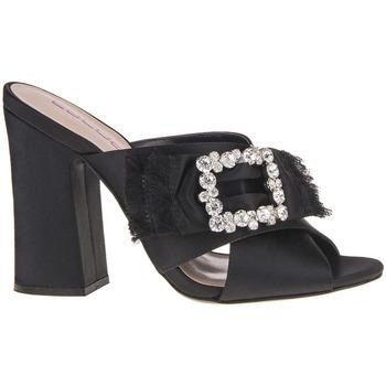 kengät Naiset Sandaalit Fornarina PE18GI2904 Musta