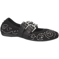 kengät Naiset Balleriinat Mally 6097 Musta
