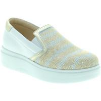 kengät Naiset Tennarit Exton E02 Valkoinen