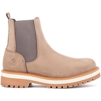 kengät Naiset Nilkkurit Lumberjack SW50503 002 D01 Beige