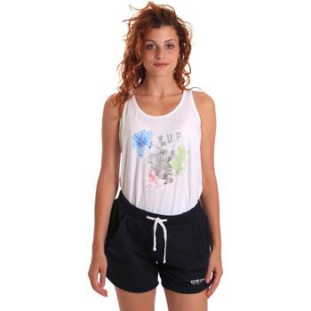 vaatteet Naiset Verryttelypuvut Key Up 5K78A 0001 Valkoinen