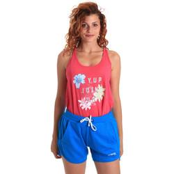 vaatteet Naiset Verryttelypuvut Key Up 5K78A 0001 Vaaleanpunainen