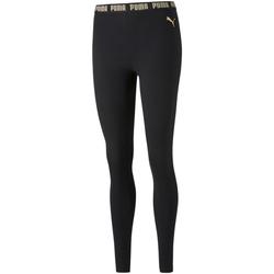 vaatteet Naiset Legginsit Puma 587152 Musta
