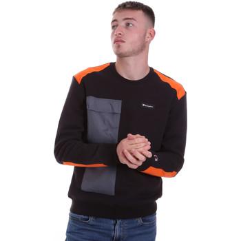 vaatteet Miehet Svetari Champion 214805 Musta