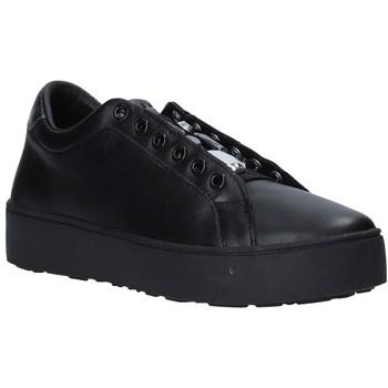 kengät Naiset Matalavartiset tennarit Apepazza F0SLY06/LEA Musta