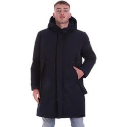 vaatteet Miehet Paksu takki Antony Morato MMCO00691 FA600199 Sininen