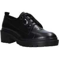 kengät Naiset Derby-kengät Apepazza F0COMBAT09/DIA Musta