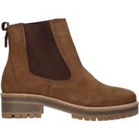 kengät Naiset Nilkkurit Docksteps DSW103501 Ruskea