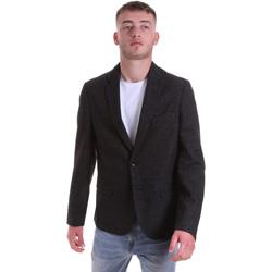 vaatteet Miehet Takit / Bleiserit Antony Morato MMJS00005 FA650205 Musta