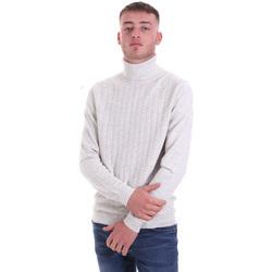 vaatteet Miehet Neulepusero Antony Morato MMSW01151 YA200066 Valkoinen
