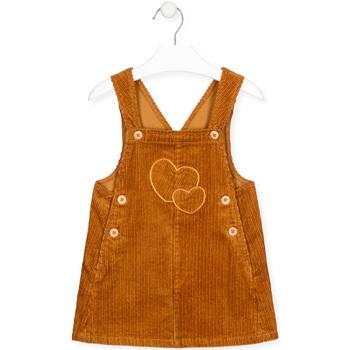 vaatteet Tytöt Jumpsuits / Haalarit Losan 026-7024AL Keltainen