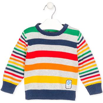 vaatteet Lapset Neulepusero Losan 027-5003AL Harmaa