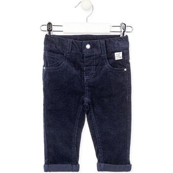 vaatteet Lapset 5-taskuiset housut Losan 027-9001AL Sininen