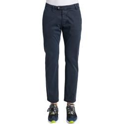 vaatteet Miehet Chino-housut / Porkkanahousut Gaudi 021GU25037 Sininen