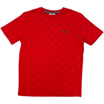 vaatteet Lapset Lyhythihainen t-paita Fila 688084 Punainen