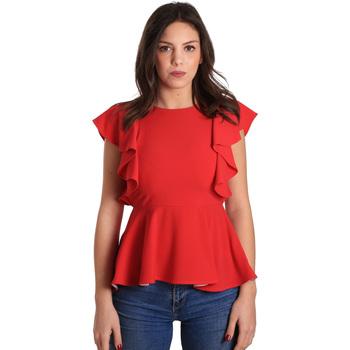vaatteet Naiset Topit / Puserot Gaudi 811FD45001 Punainen