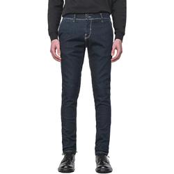 vaatteet Miehet Slim-farkut Antony Morato MMDT00249 FA750282 Sininen