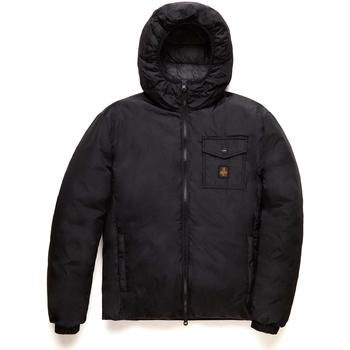 vaatteet Miehet Toppatakki Refrigiwear RM0G12203NY0176 Musta