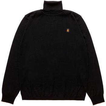 vaatteet Miehet Neulepusero Refrigiwear RM0M25700MA9T01 Musta