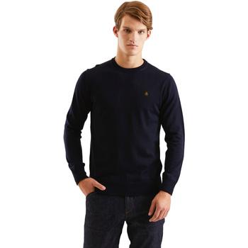 vaatteet Miehet Neulepusero Refrigiwear RM0M26900MA9T01 Sininen