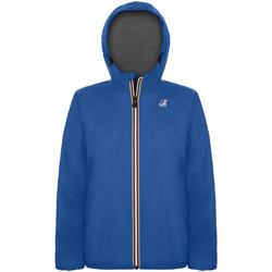 vaatteet Naiset Tuulitakit K-Way K00A7M0 Sininen