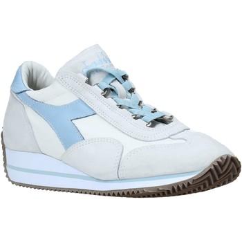 kengät Naiset Matalavartiset tennarit Diadora 201156030 Valkoinen