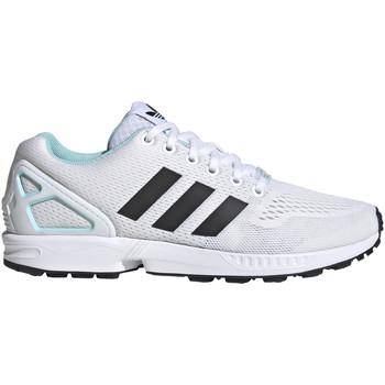 kengät Miehet Matalavartiset tennarit adidas Originals FW0026 Valkoinen