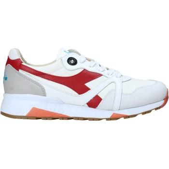 kengät Miehet Matalavartiset tennarit Diadora 201.172.779 Valkoinen