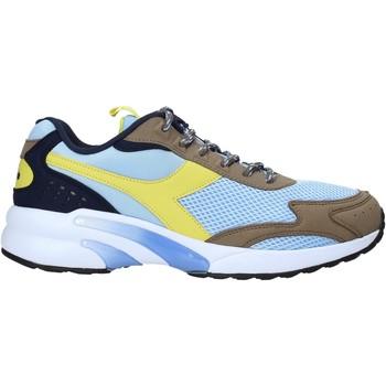 kengät Miehet Matalavartiset tennarit Diadora 501175099 Sininen