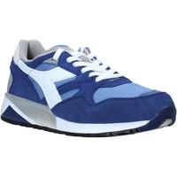 kengät Miehet Matalavartiset tennarit Diadora 501173073 Sininen