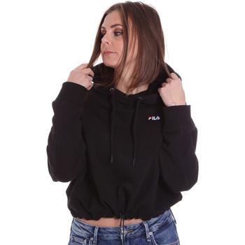 vaatteet Naiset Svetari Fila 687992 Musta
