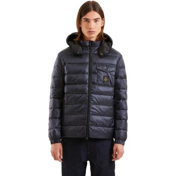 vaatteet Miehet Toppatakki Refrigiwear RM5G06600NY9132 Sininen