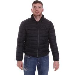 vaatteet Miehet Toppatakki Sseinse GBI635SS Musta