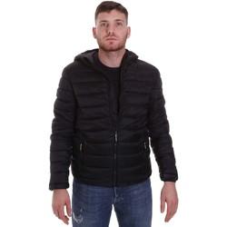 vaatteet Miehet Toppatakki Lumberjack CM95222 001 416 Musta