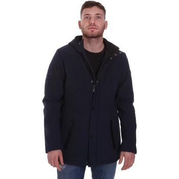 vaatteet Miehet Parkatakki Lumberjack CM50221 003 404 Sininen