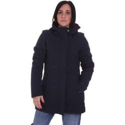 vaatteet Naiset Parkatakki Lumberjack CW96021 001 404 Sininen