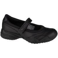 kengät Tytöt Derby-kengät & Herrainkengät Skechers Velocitypouty Mustat